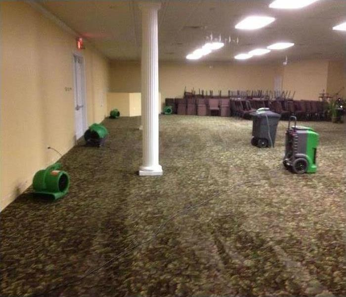 Commercial Water Damage – Jacksonville After