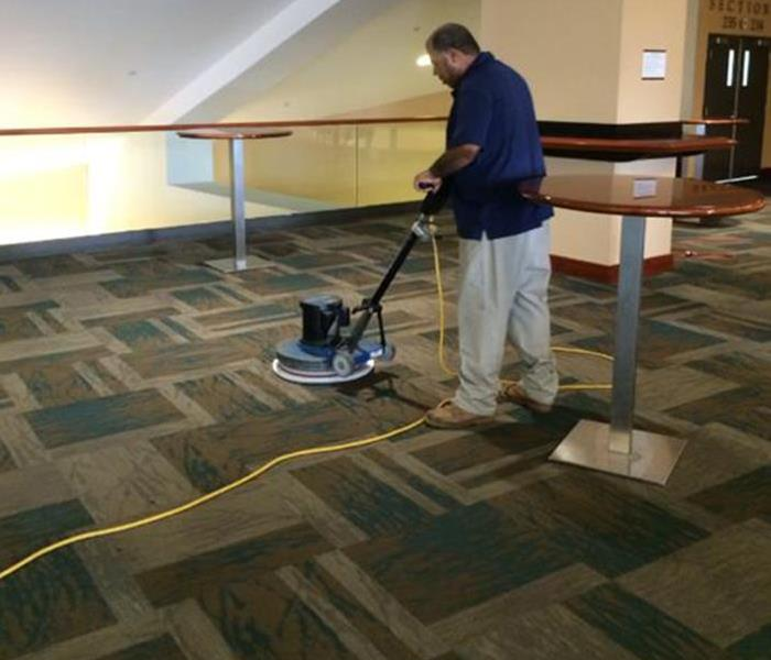 Water damage Jacksonville - Finishing commercial property