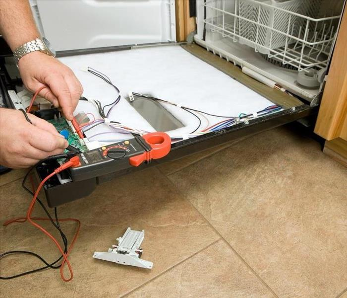 Water Damage Faulty Appliances Can Cause Flood Damage to Your Jacksonville Home