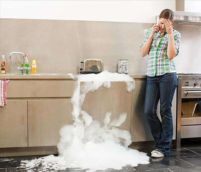 Water Damage Think of SERVPRO If and When You Have A Water Spill in Your Jacksonville Home