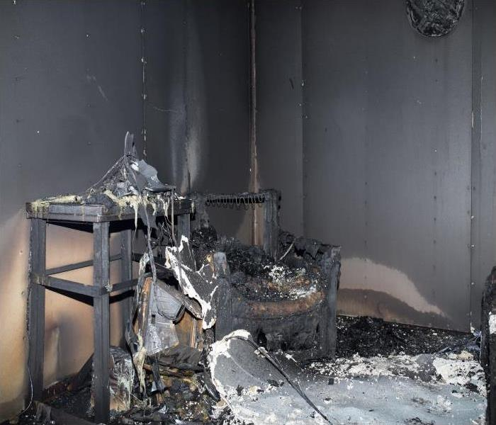 Fire Damage Choosing Relevant Cleaning Actions During Fire Damage Restoration In Baymeadows