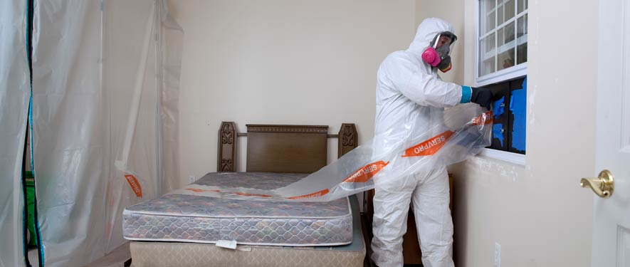 Jacksonville, FL biohazard cleaning