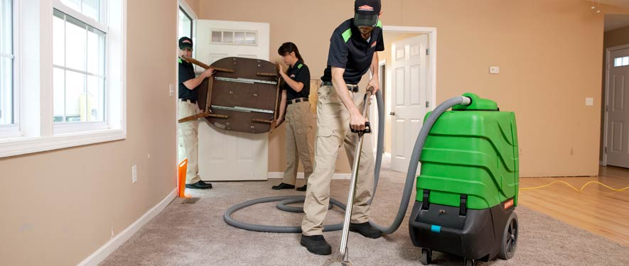 Jacksonville, FL residential restoration cleaning